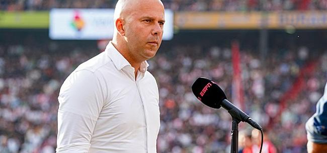 Foto: 'Opgeleefde Feyenoorder doet Slot twijfelen over aankoop'