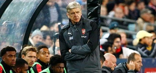 Foto: Wenger moet vrezen voor overname Arsenal