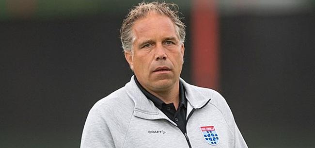 Foto: PEC Zwolle slaat dubbelslag na rampzalige start