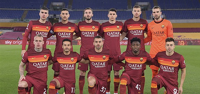 Foto: AS Roma onthult wedstrijdselectie voor clash met Ajax