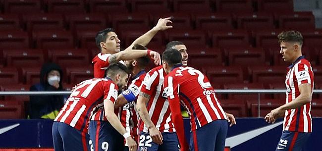 Foto: 'Atlético Madrid meldt zich voor oud-Ajacied'
