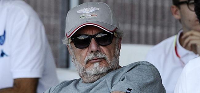 Foto: President Napoli wil voormalig Belgisch kampioen kopen