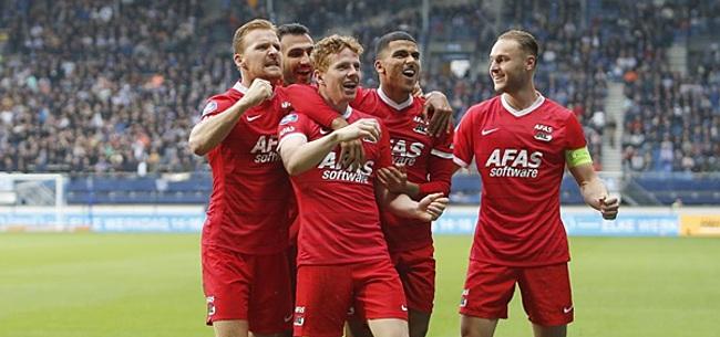 Foto: 'Eredivisie-top vecht om komst gratis AZ'er'