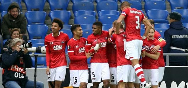 Foto: KNVB luistert naar AZ en verplaatst Eredivisieduel