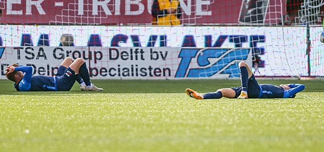 Foto: 'Reglementaire nederlaag AZ niet uitgesloten'
