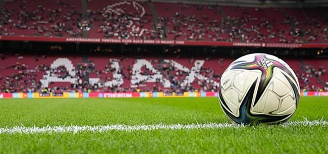 Foto: Ajax komt met uitleg na Dortmund-commotie