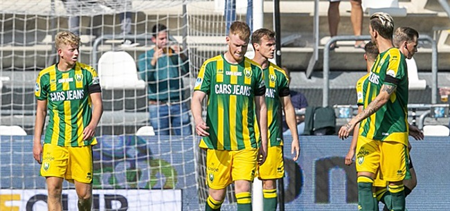 Foto: Ook corona bij ADO: drie spelers besmet