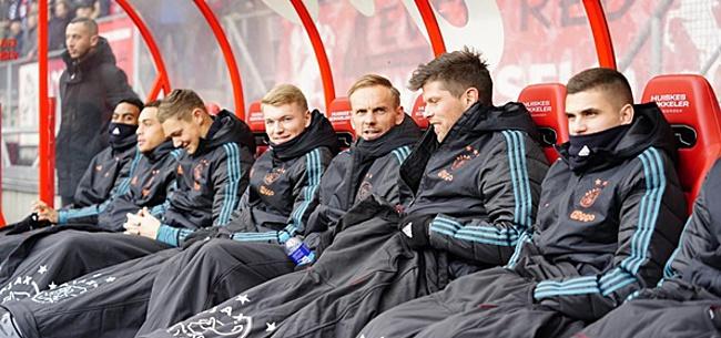 Foto: Onrust bij Ajax: