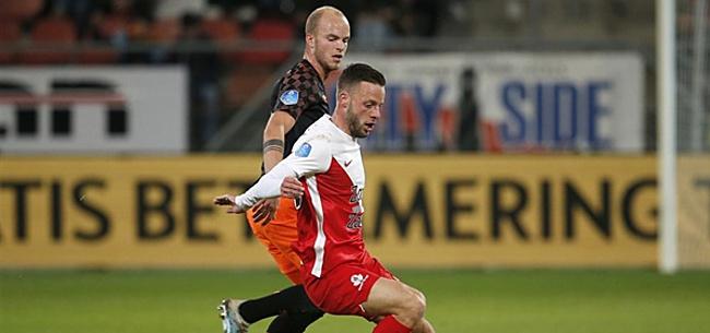 Foto: Ramselaar lijkt ook bij FC Utrecht genoegen te moeten nemen met reserverol
