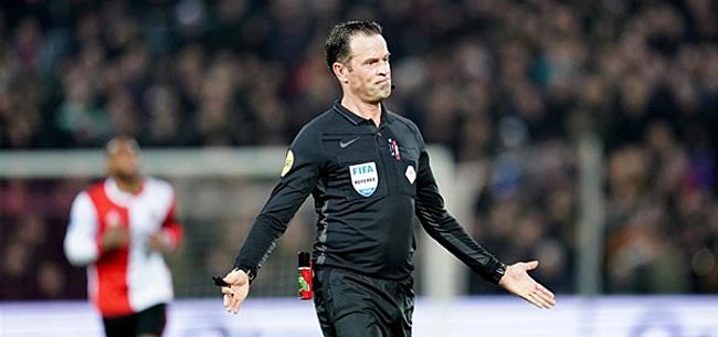 Foto: VAR speelt hoofdrol bij overwinning Feyenoord op Fortuna
