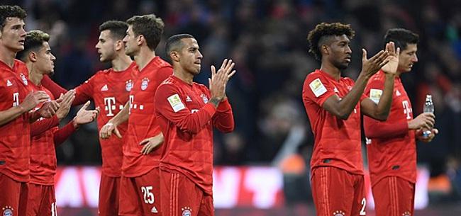 Foto: Bundesliga gaat 'gewoon' door: 'Het heeft ook met geld te maken'