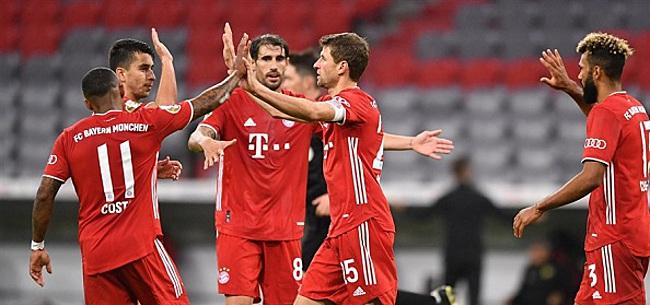 Foto: Bayern München bekert eenvoudig verder dankzij aanwinst