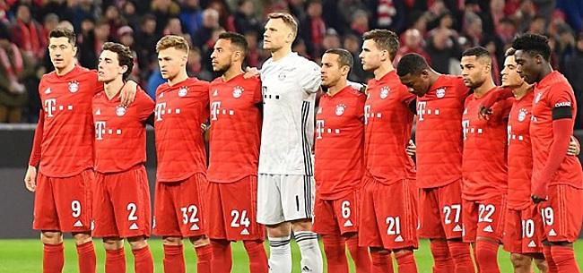 Foto: Bayern wil Bundesliga uitspelen: 'Desnoods in de winter beginnen'