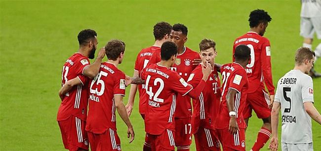 Foto: Bayern bijna landskampioen, degradatie Schalke 04