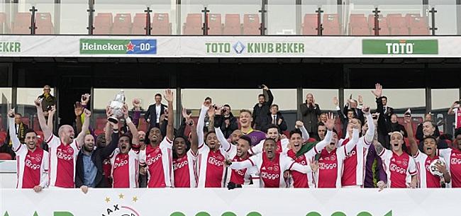 Foto: Ajax-basisspeler gaat mogelijk voor tijdelijk vertrek