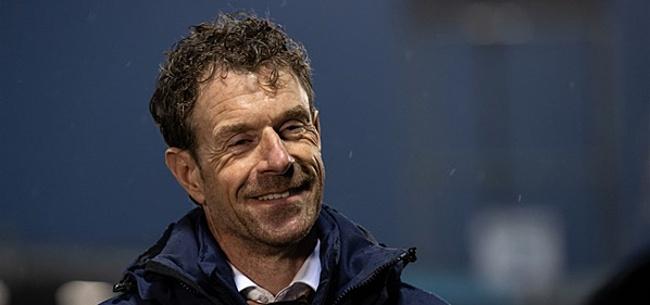 Foto: Hoofdtrainer gaat PEC Zwolle verlaten voor KNVB