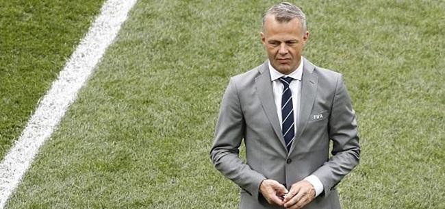 Foto: Kuipers onthult waarom hij de WK-finale niet mocht fluiten