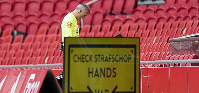 Foto: KNVB komt met VAR-oordeel na 44 ingrepen