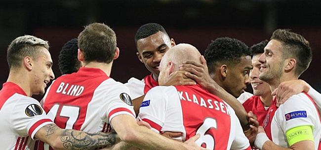 Foto: 'Ajax kan topdoelwit fors goedkoper inlijven'