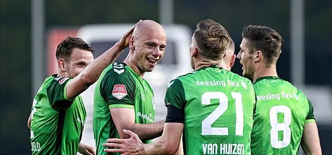 Foto: De Graafschap zet grote stap dankzij zege op Jong PSV