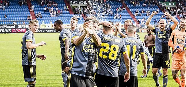 Foto: AD bevestigt: uitgaande Feyenoord-transfer in de maak