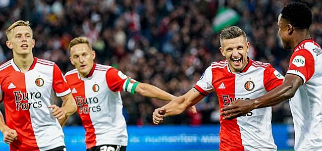 Foto: Feyenoord en Vitesse doen goede zaken voor Nederland: 'Coëfficiëntenkoning'