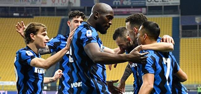 Foto: Internazionale onthult zéér opvallend shirt