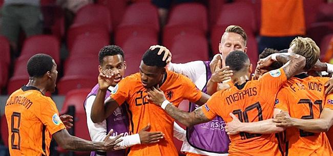 Foto: Verweij voorspelt Oranje-wijziging: