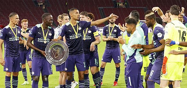 Foto: 'PSV krijgt droomtransfer op presenteerblaadje'