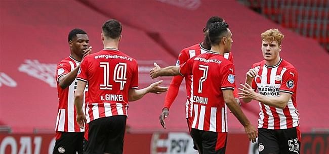 Foto: 'PSV rekent op twee inkomende transfers'