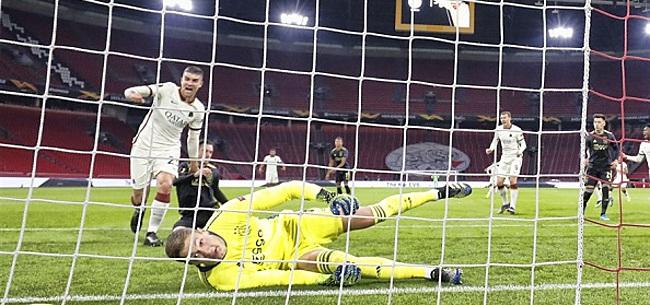 Foto: 'Ik zou eigenlijk verhuurd gaan worden door Ajax'
