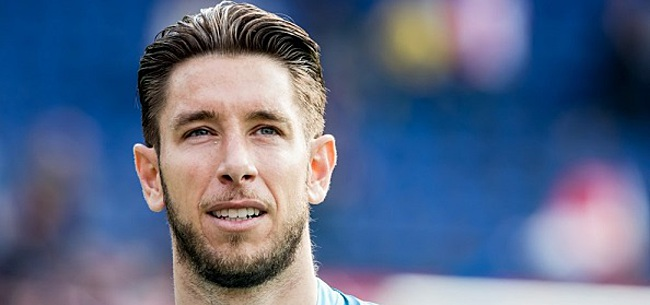 Foto: Misser met Liverpool hielp Feyenoord in kampioenstrijd