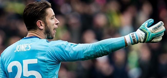 Foto: Fantastisch nieuws op komst voor Feyenoorder Jones