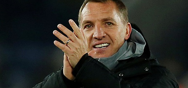 Foto: Brendan Rodgers tipt bondscoach: 'Hij is altijd al een geweldige speler geweest'