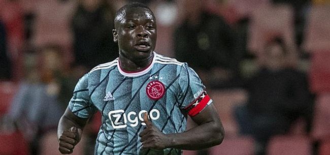 Foto: 'Bizarre Ajax-onthulling dodelijk voor Brian Brobbey'