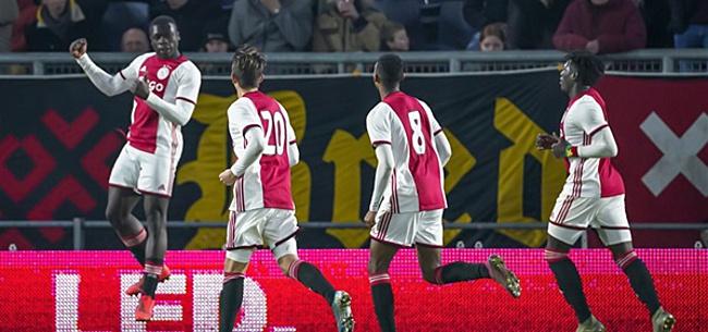 Foto: Ajax nadert akkoord met spits: