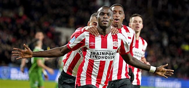 Foto: John de Jong op de bres voor PSV-aankopen: