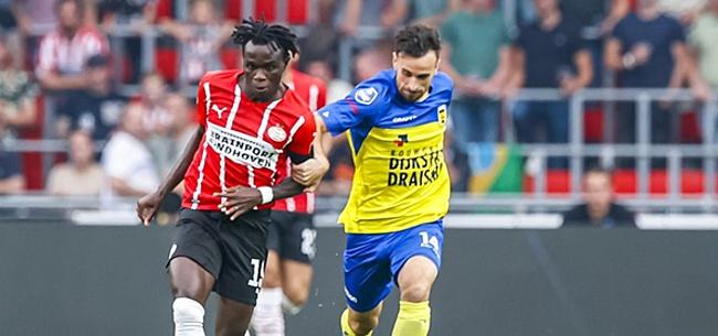 Foto: 'PSV neemt beslissing over opgeleefde Bruma'