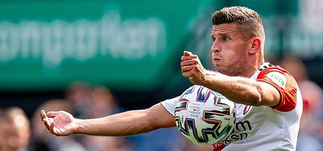 Foto: 'Linssen heeft nu al groot probleem bij Feyenoord'