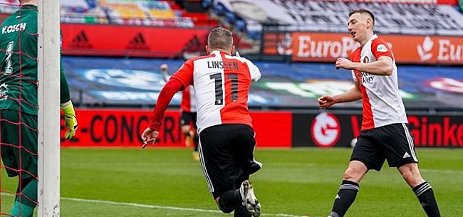 Foto: 'Feyenoorder moet pijnlijke transfer maken'