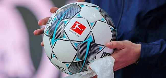 Foto: Duitse stadions leeg in Bundesliga door maatregelen Merkel