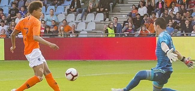 Foto: Stengs over het 'grote' Oranje:
