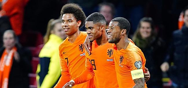 Foto: Koeman heeft al Oranje-nieuws voor Stengs en Boadu