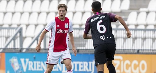 Foto: Eiting gelooft in Ajax-doorbraak: