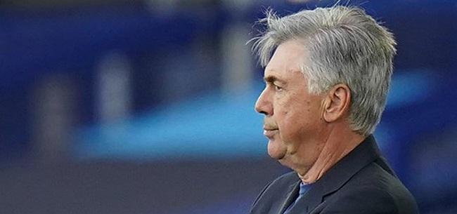 Foto: 'Ancelotti had bizarre vervanger voor Ramos op de korrel'