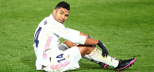 Foto: Crisis in Madrid: Real blameert zich