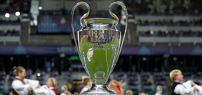 Foto: 'UEFA denkt aan grote veranderingen in CL én EL'