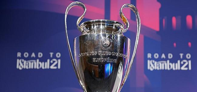 Foto: Bizar: 'Halve finalisten Real, City en Chelsea worden uit CL gehaald'