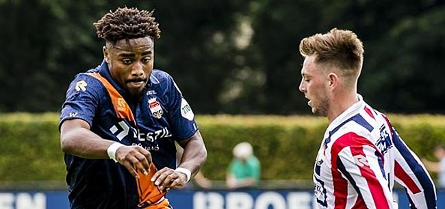Foto: UPDATE: 'AZ níét bezig met Willem II-ster'