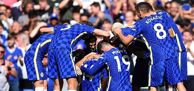 Foto: 'Chelsea maakt U-turn en ziet af van toptransfer'